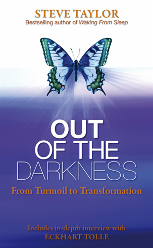 Bild på Out of the darkness - from turmoil to transformation