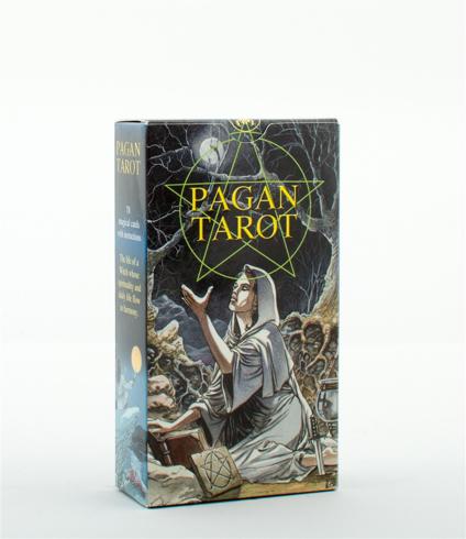 Bild på Pagan Tarot Deck