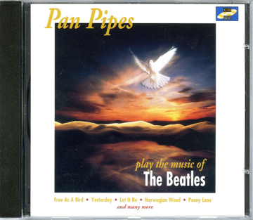 Bild på Pan pipes play the music of The Beatles