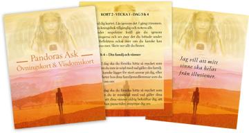 Bild på Pandoras Ask : Övnings- och visdomskort