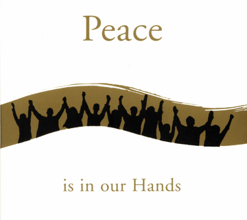 Bild på Peace is in our hands (CD)