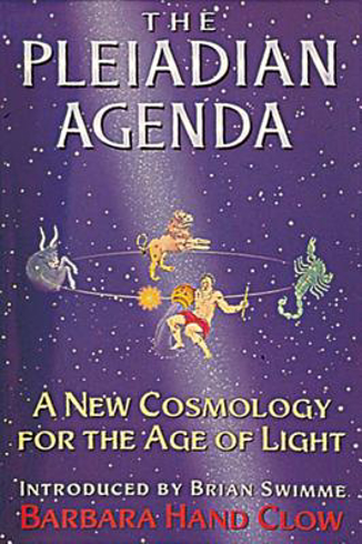 Bild på Pleiadian agenda - a new cosmology for the age of light