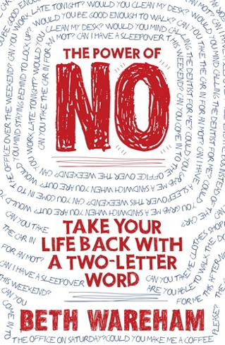 Bild på Power of no - take back your life with a two-letter word