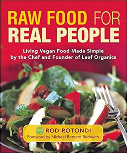 Bild på Raw Food for Real People