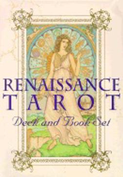 Bild på Renaissance Tarot Set (78-Card Deck & Book)