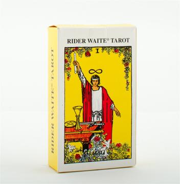 Bild på Rider-Waite svensk tarot (medium)