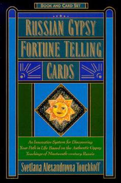 Bild på Russian gypsy fortune telling cards