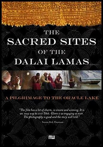 Bild på Sacred Sites Of The Dalai Lamas (DVD)