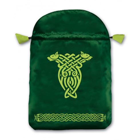 Bild på Satin Celtic Tarot Bag