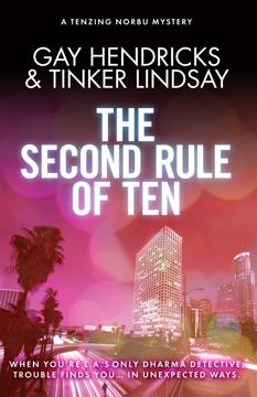Bild på Second rule of ten - a tenzing norbu mystery