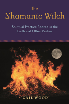 Bild på Shamanic witch - spiritual practice rooted in the earth and other realms