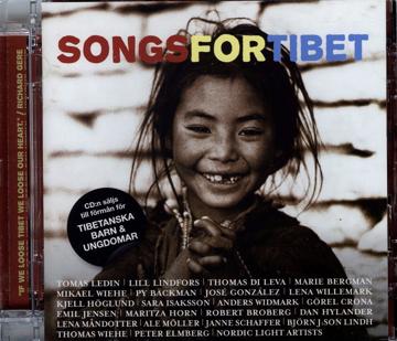 Bild på Songs For Tibet (CD)