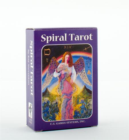 Bild på Spiral Tarot Deck