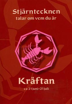 Bild på Stjärntecknen talar om vem du är : kräftan