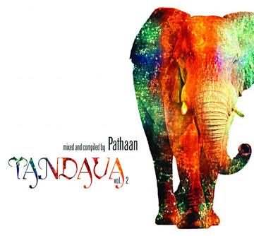 Bild på Tandava vol 2 (CD)