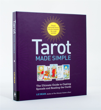 Bild på Tarot made simple - the ultimate guide to casting spreads and reading the c