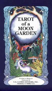 Bild på Tarot of a Moon Garden Deck