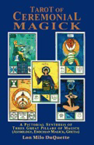 Bild på Tarot Of Ceremonial Magick: A Pictorial Synthesis Of The Thr