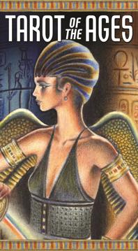 Bild på Tarot Of The Ages (78-Card Deck + Bklt)