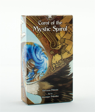 Bild på Tarot of the Mystic Spiral