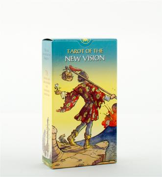 Bild på Tarot of the New Vision (deck only)