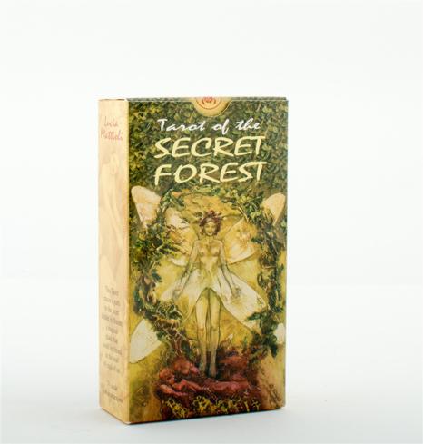 Bild på Tarot of the Secret Forest
