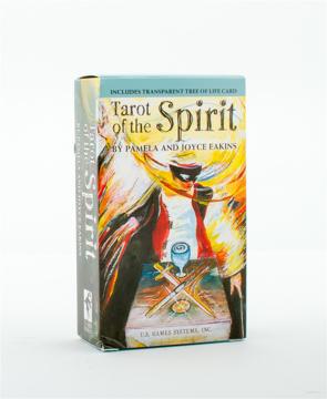 Bild på Tarot Of The Spirit Deck