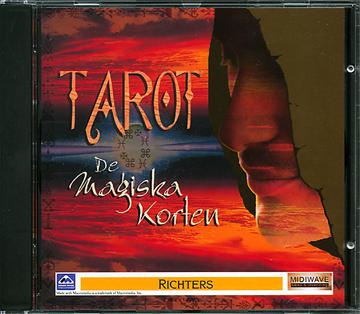 Bild på Tarot-De magiska korten CD-rom