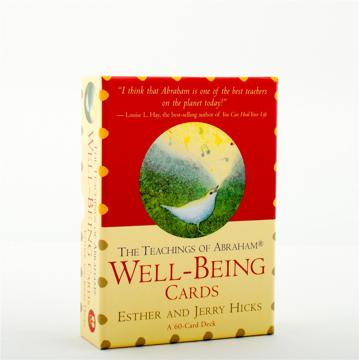 Bild på Teachings of abraham - well-being cards
