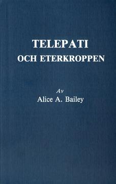 Bild på Telepati och eterkroppen (2u)
