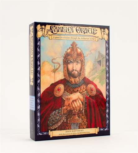Bild på The Camelot Oracle Kit :  A Quest for Fulfillment Through the Arthurian World