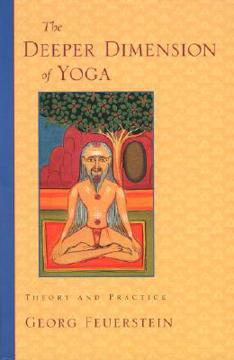 Bild på The Deeper Dimension of Yoga