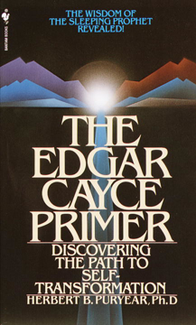 Bild på The Edgar Cayce Primer