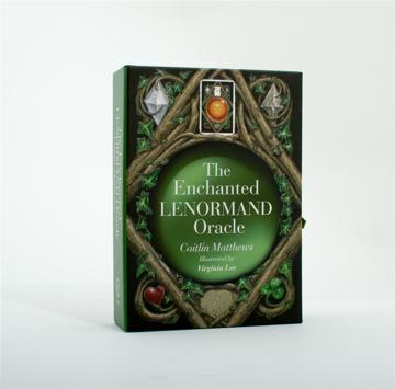 Bild på The Enchanted Lenormand Oracle