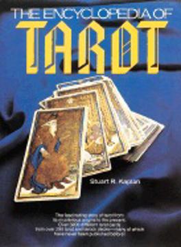 Bild på The Encyclopedia of Tarot, Volume I