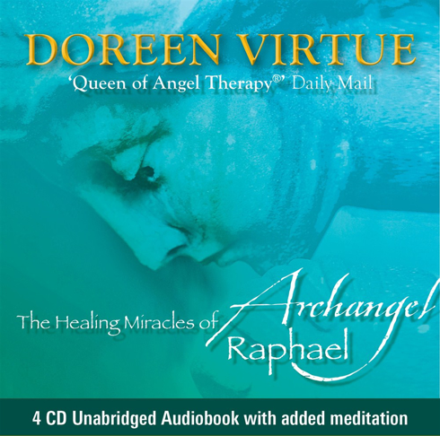 Bild på The Healing Miracles of Archangel Raphael