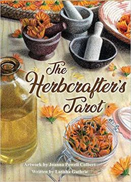 Bild på The Herbcrafter's Tarot