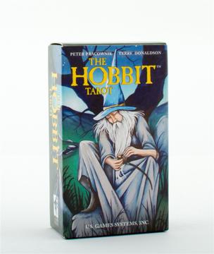 Bild på The Hobbit Tarot