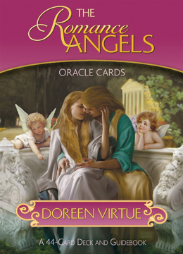 Bild på The Romance Angels Oracle Cards