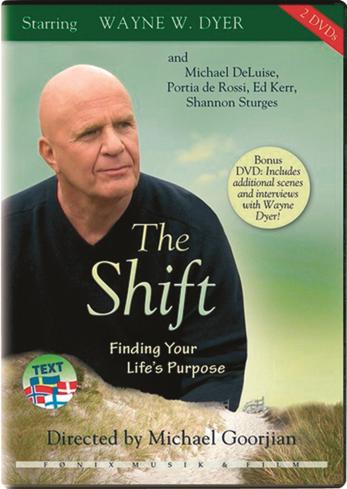 Bild på The Shift : finding you life´s purpose