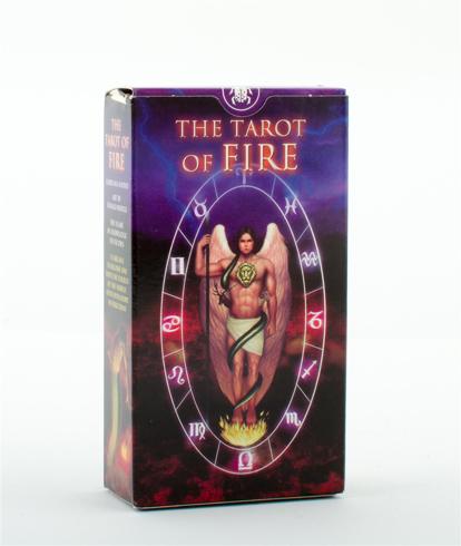 Bild på The Tarot of Fire