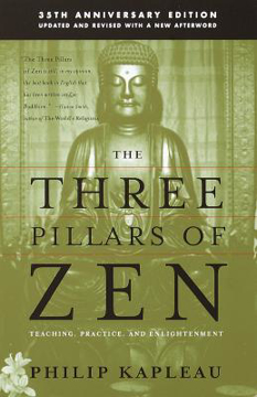 Bild på The Three Pillars of Zen