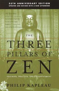 Bild på The Three Pillars of Zen