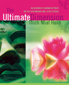 Bild på The Ultimate Dimension: An Advanced Dharma Retreat on the Avatamsaka and Lotus Sutras