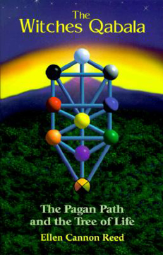 Bild på The Witches Qabala: The Pagan Path and the Tree of Life