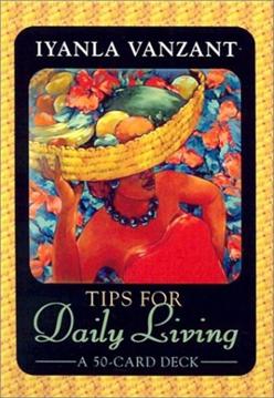 Bild på Tips For Daily Living Cards
