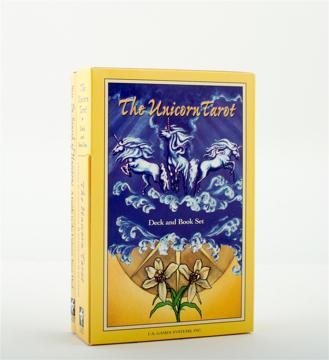 "Bild på Unicorn Tarot Set (78-Card Deck & Book ""In Search Of Unicorn"