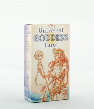Bild på Universal goddess tarot - tarot deck