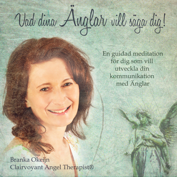 Bild på Vad dina änglar vill säga dig!
