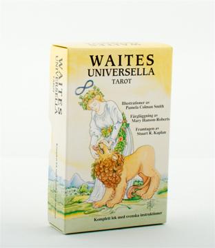 Bild på Waites universella tarotlek